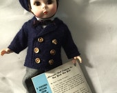 """8"""" Madame Alexander Doll - Laurie from Little Women 416"""