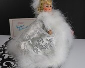 1158 Madame Alexander Dolls,  Snow Queen Doll,  Madame Alexander Doll Vintage