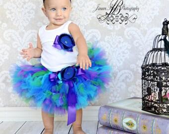 Birthday Tutu Dress   1st, 2nd, 3rd Birthday Outfits
