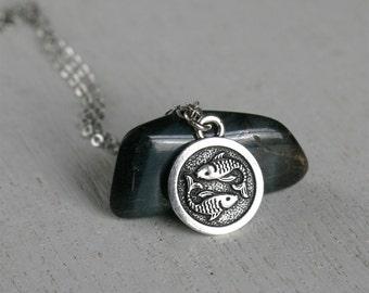 Zodiac Sign Necklaces, Zodiac Necklace, Astrological Sign Necklace,  Horoscope Necklace