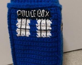 Crochet Tardis - Doctor Who - Toy