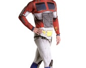 30% OFF SALE - Optimus Prime Leggings - sizes XS-2XL - Official G1 Printed Transformers Tights