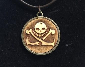 Nigel Sade Pirate Pendant