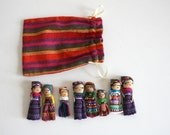 Guatemalan Worry Doll Collection