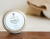 Beard Wax | 100% natural beard and moustache wax