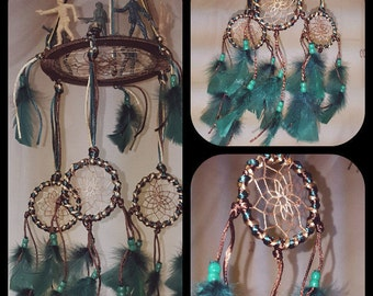 Dream catcher mobile , Soldier Mobile , soldier dream catcher