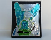 Recycled Metal Custom Dog Breed Art