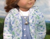 Hooded Sweater, Jumper, Tee and Shoes for Contemporary 18 inch Dolls