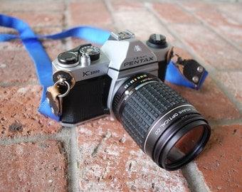 Vintage Pentax Asahi k1000 35mm SLR Camera 135mm F/2.5 Asahi Takumar Bayonet Lens 135mm Movies Photography Student Photo Pictures Portrait