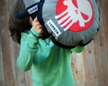 Punisher Skull Sword and Shield pillow toy,Punisher shield and sword,Personalized Kids Pillow shield and sword,Costume,Pillow fight weapons