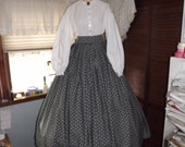 Reserved Listing for Janet Ladies Blouse, Skirt,Aprons and 2xl Shirt