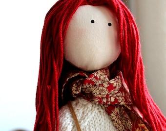Fabric Doll Jodie
