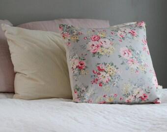 Cath Kidston Throw Pillow Slipcover 18x18