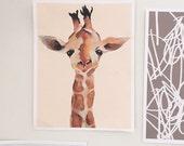 Janie The Giraffe