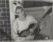 Moon River Audrey Hepburn...