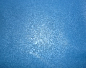 """Leather 12""""x12"""" DIVINE Royal Blue Top Grain Cowhide FULL hides available 2.5oz/ 1mm PeggySueAlso™ E2885-33"""