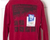 Vintage 1994 Lillehammer Winter Olympics Sweatshirt