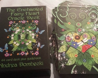 The Enchanted Fairy Heart Oracle