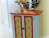 Art Deco Wine Cabinet