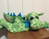 Hot pad Dragon Exclusively for Megan Harris