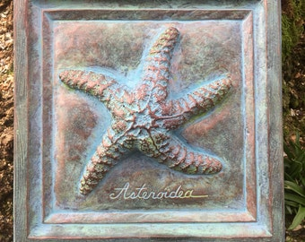 Starfish Plaque