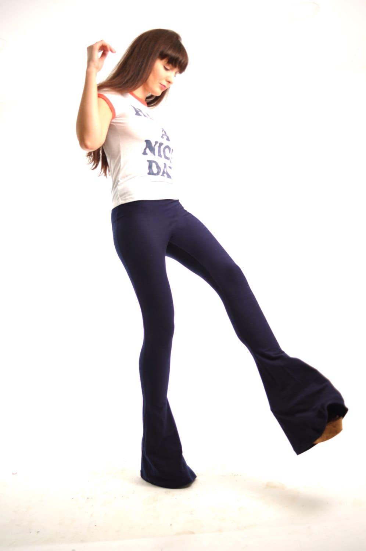 Long yoga pants | Etsy
