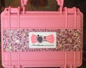 Pink T case