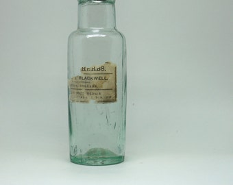 Vintage Crosse and Blackwell Bottle