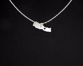 Nepal Necklace - Nepal Jewelry - Nepal Gift