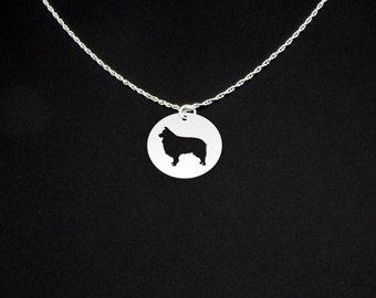 Australian Shepherd Necklace - No Tail - Australian Shepherd Jewelry - Australian Shepherd Gift