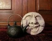 Cast Iron (TRIPLE MOON) Teapot ~ Apothecary, witchery, ritual, altar, incense, tea, pentagram, witches, teas, teacup, tea set, coven