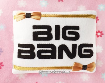 Big Bang Haru Haru Pillow