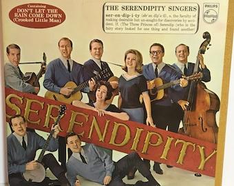 """Original Serendipity Singers """"Serendipity"""" Reel to Reel Tape"""
