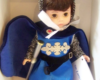 Sir Lancelot MIB Madame Alexander 8 inch doll