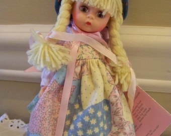 bonnet top Wendy Madame Alexander 8 inch doll