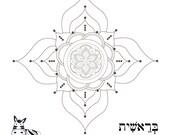 Genesis Mandala-Bereshit ...