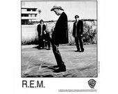 REM Publicity Photo 8 by 10 Inches