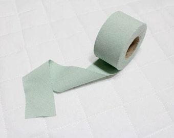 4 cm Cotton Bias - Mint - 12 Yard roll 86709