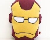 NEW Ironman Inspired Pillow