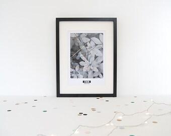 Geometric Print Nature Collection #3 Tetrahedron