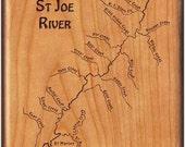 SAINT JOE-Chatcolet Lake ...