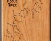 ROGUE RIVER MAP Fly Box -...