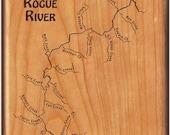 ROGUE RIVER MAP Fly Box -...