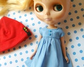 Blythe doll dress: The life aquatic with Steve Zissou
