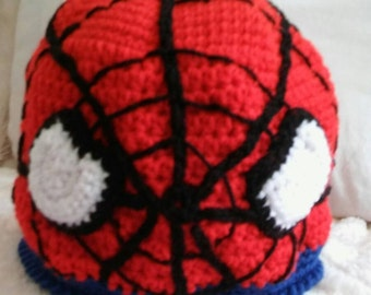 Spiderman hat/novelty/costume/superhero