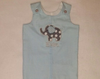 Boys Elephant Shortalls or Longalls - Buy 3 or more get 10% off...