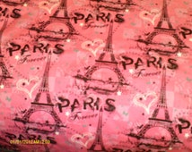eiffel tower quilt, paris quilt, french quilt, grey and pink quilt, wheelchair quilt, gift for mom,art quilt,