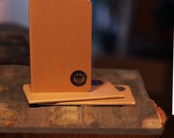 Custom Kraft Paper notepad