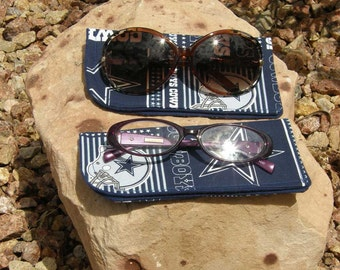 Cowboy's Eyeglass/Sunglasses Case
