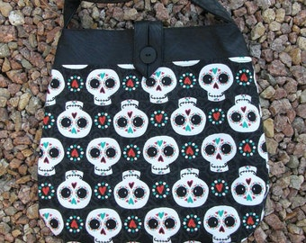 Day of the Dead Crossbody Bag